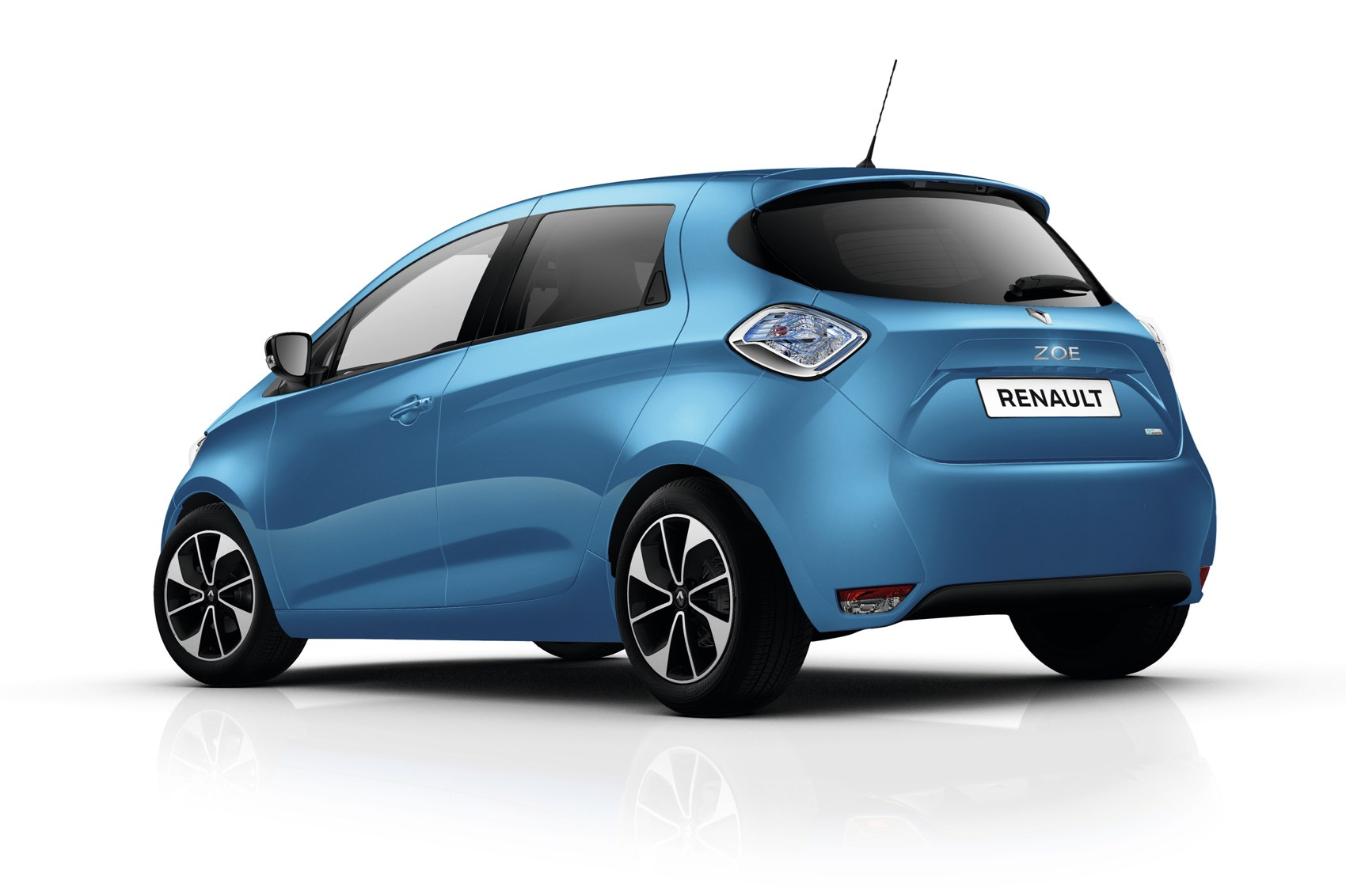 grown ranger latest renault zoe claims 250 miles per. Black Bedroom Furniture Sets. Home Design Ideas
