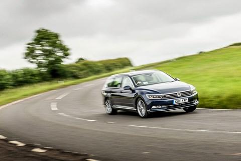 The CAR magazine VW Passat long-term test review