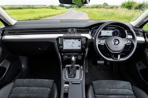 2016 VW Passat Estate long-term test