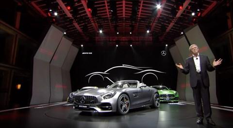 Merc'in Ar-Ge şefi F1'in motorlu hibrit yol arabasını duyurdu