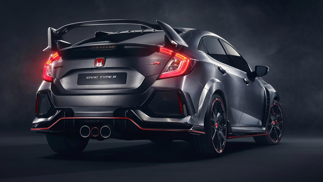 Honda Civic Type R Release Date Usa >> The Motoring World The British Built Honda Civic Type R Has