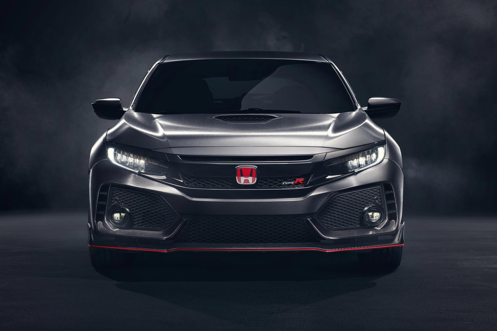 Honda previews 2017 Civic Type R in Paris by CAR Magazine