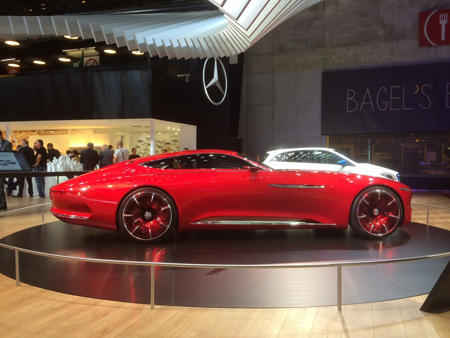 Six Things We Learned About The Vision Mercedes Maybach 6