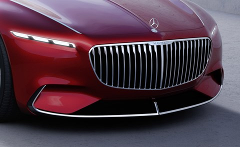 Teeny headlamps are coming, says Merc