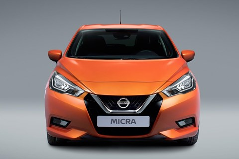 New 2017 Nissan Micra: prices and specs