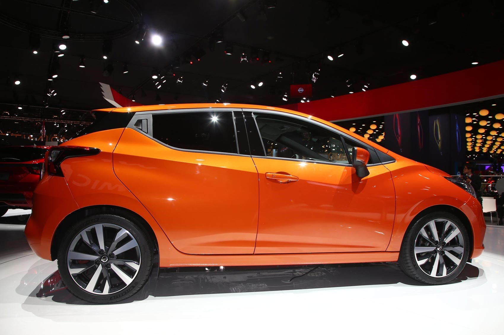 Boring to bold: next-gen 2017 Nissan Micra unveiled | CAR Magazine