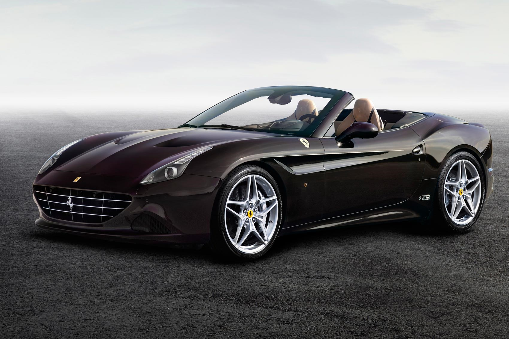 ... Ferrari Launches 70 Year Anniversary Models At Paris 2016 ...