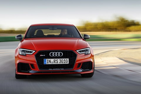 2016 Audi RS3 Saloon