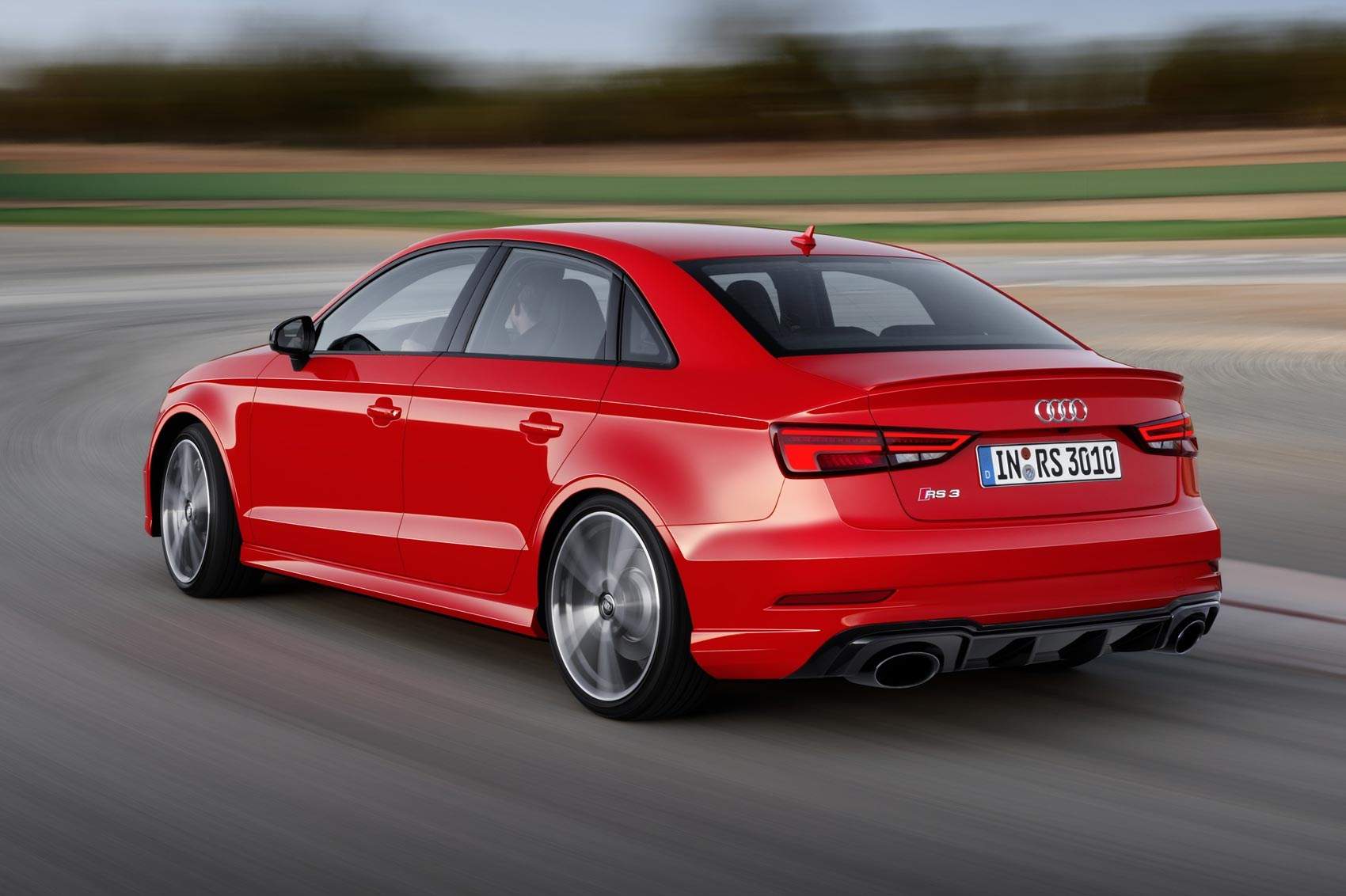 Audis Fast Fourdoor Returns New RS Saloon Unveiled By CAR Magazine - Audi car 4 door