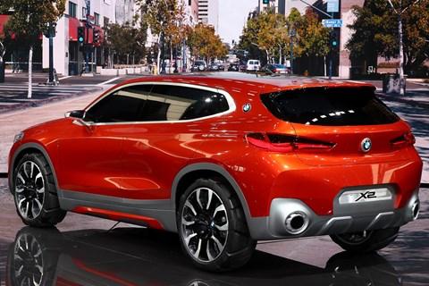 2016 BMW Concept X2