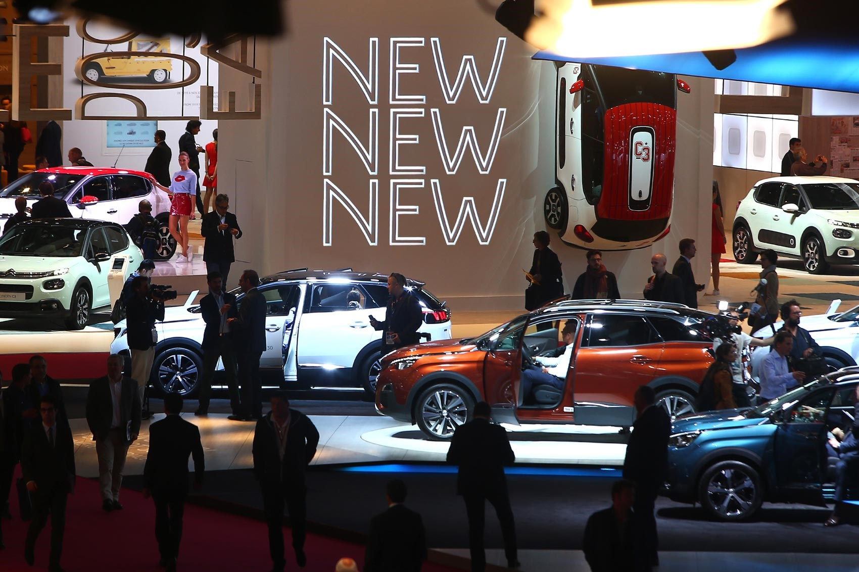 The Ten Key Cars Of The 2016 Paris Motor Show By Car Magazine