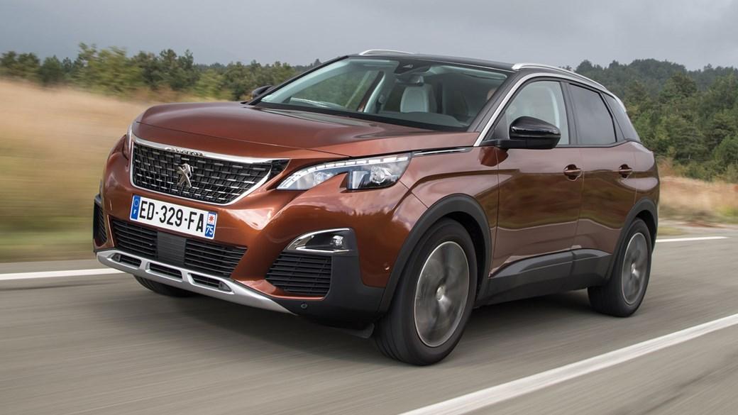 2016 Peugeot 3008 Review