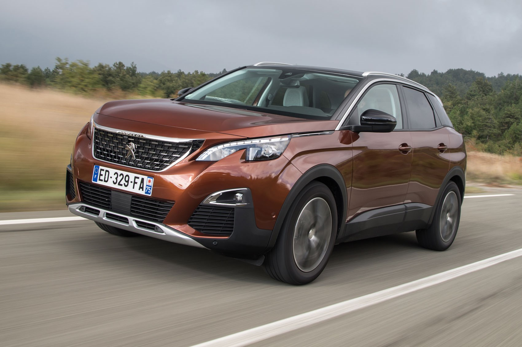 2016 Cadillac Crossover >> Peugeot 3008 1.6 BlueHDi 120 S&S Allure (2016) review by CAR Magazine