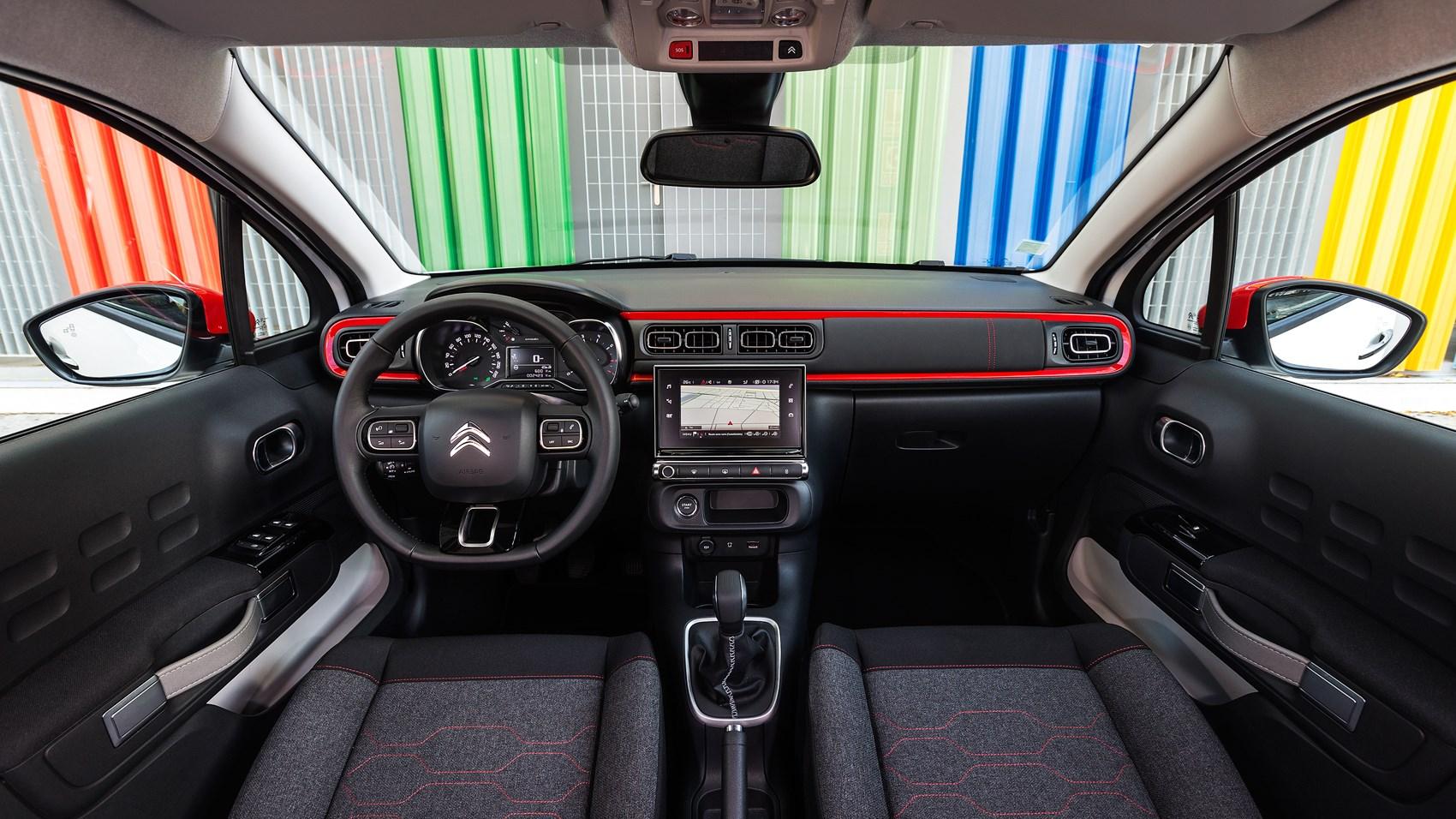 citroen c3 puretech 110 s s flair 2016 review by car. Black Bedroom Furniture Sets. Home Design Ideas