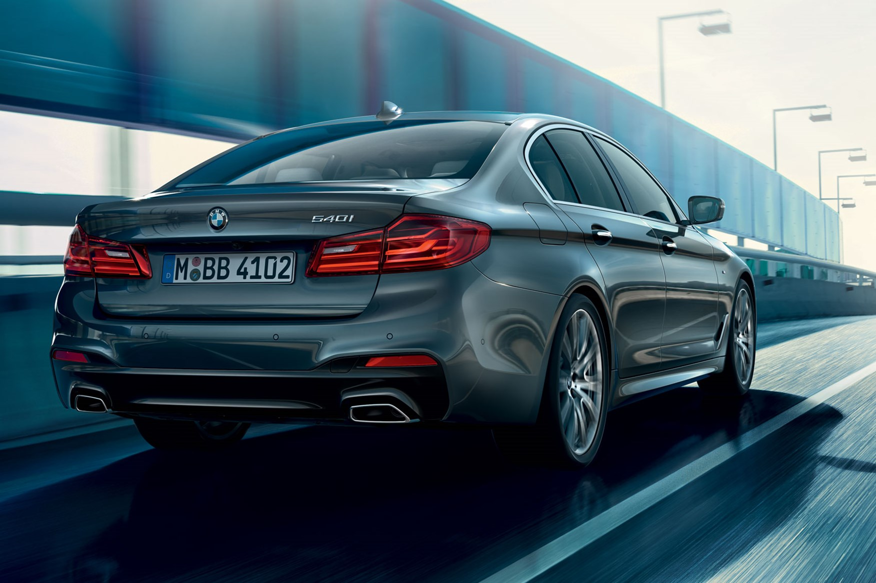 New 2017 Bmw 5 Series Revealed Lighter Quicker More Advanced By Car Magazine