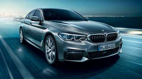 Bmw First Official Pictures Car News Car Magazine