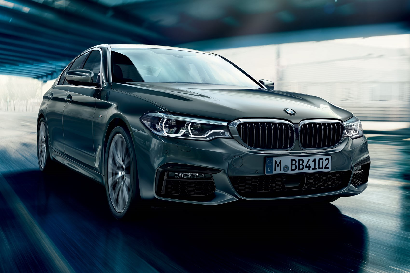 New 2017 BMW 5 Series Revealed Lighter Quicker More Advanced