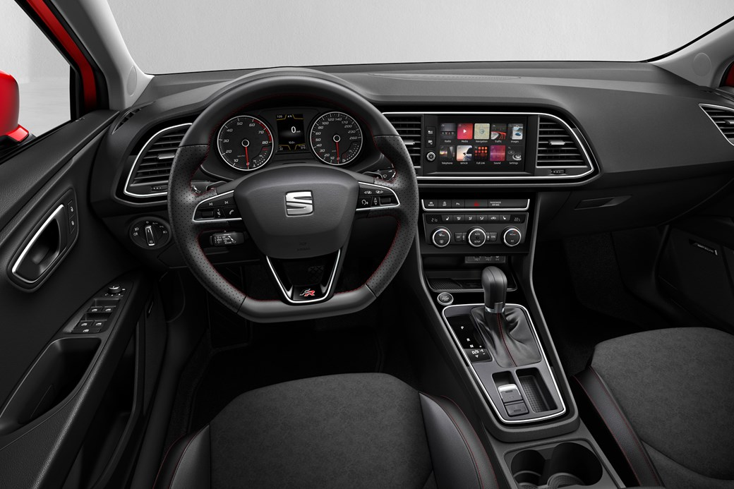revamped 2017 seat leon gets new tech and a subtle facelift | car