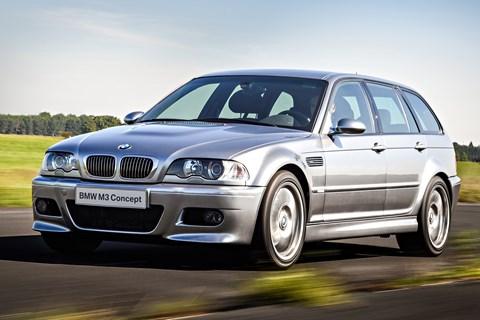 BMW M car concepts