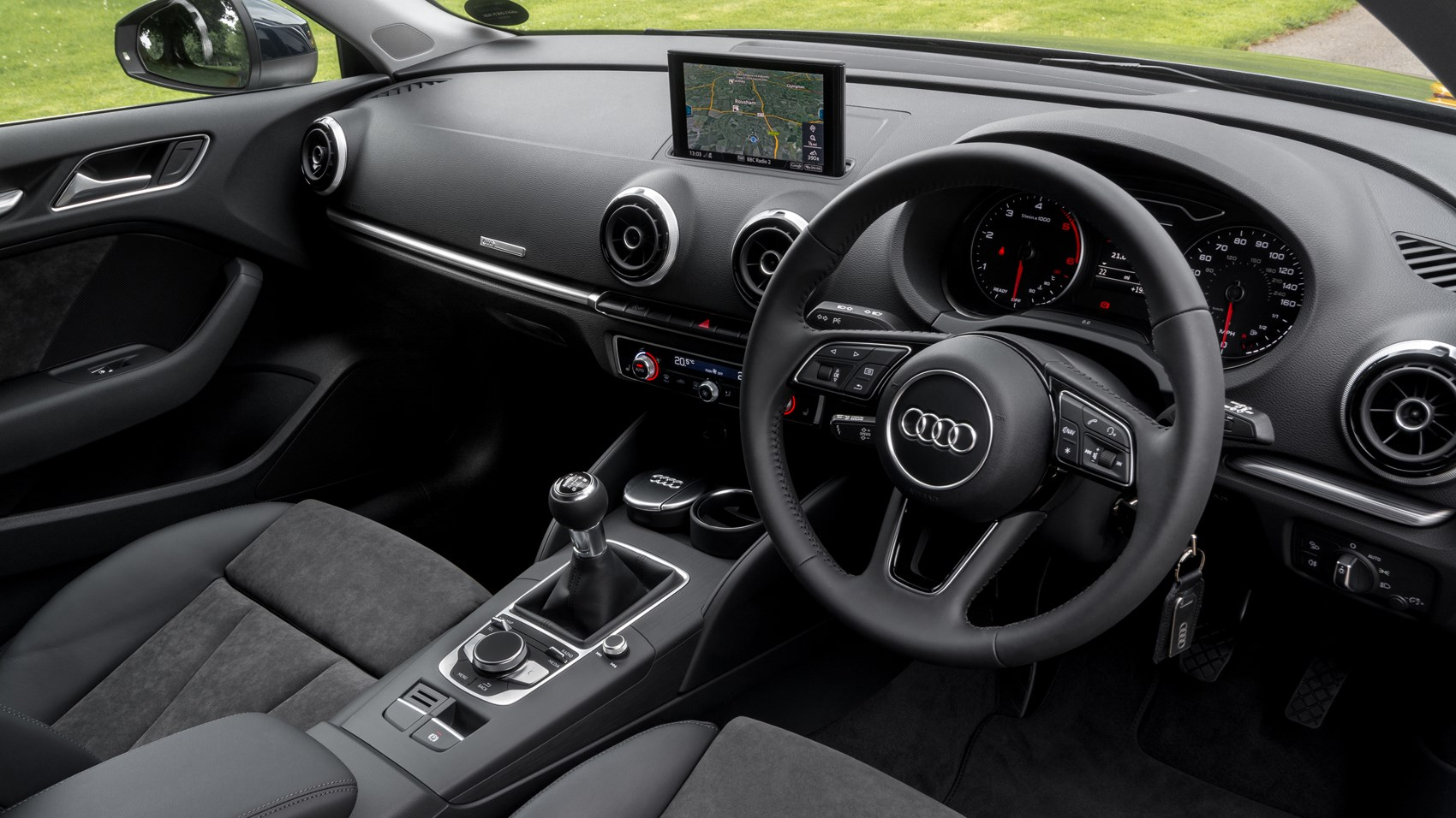 Audi A3 (2016) 1.4 TFSI S Line review by CAR Magazine