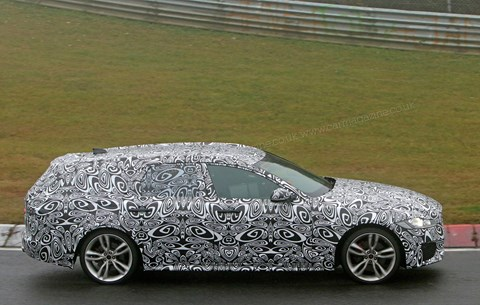 Expect to see the new Jag XF Sportbrake at 2017 Geneva motor show