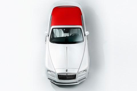 2016 Rolls-Royce Dawn Inspired by Fashion
