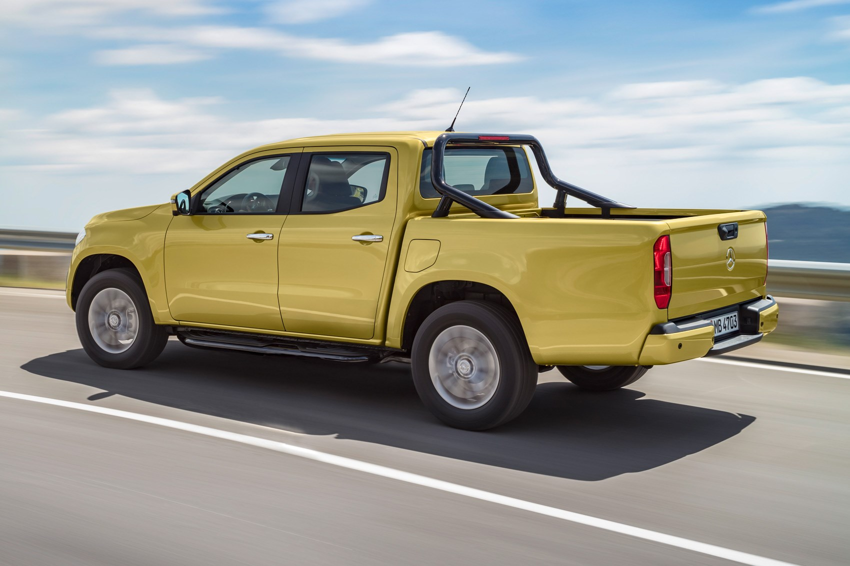 New Mercedes-Benz X-class pick-up: news, specs, prices, V6 | CAR