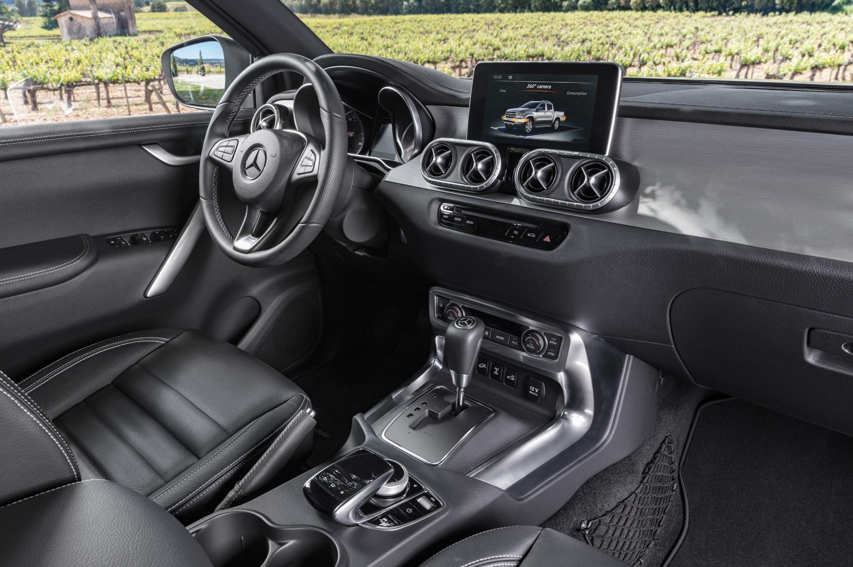 Progressive Dodge >> New Mercedes-Benz X-class pickup revealed in full by CAR Magazine