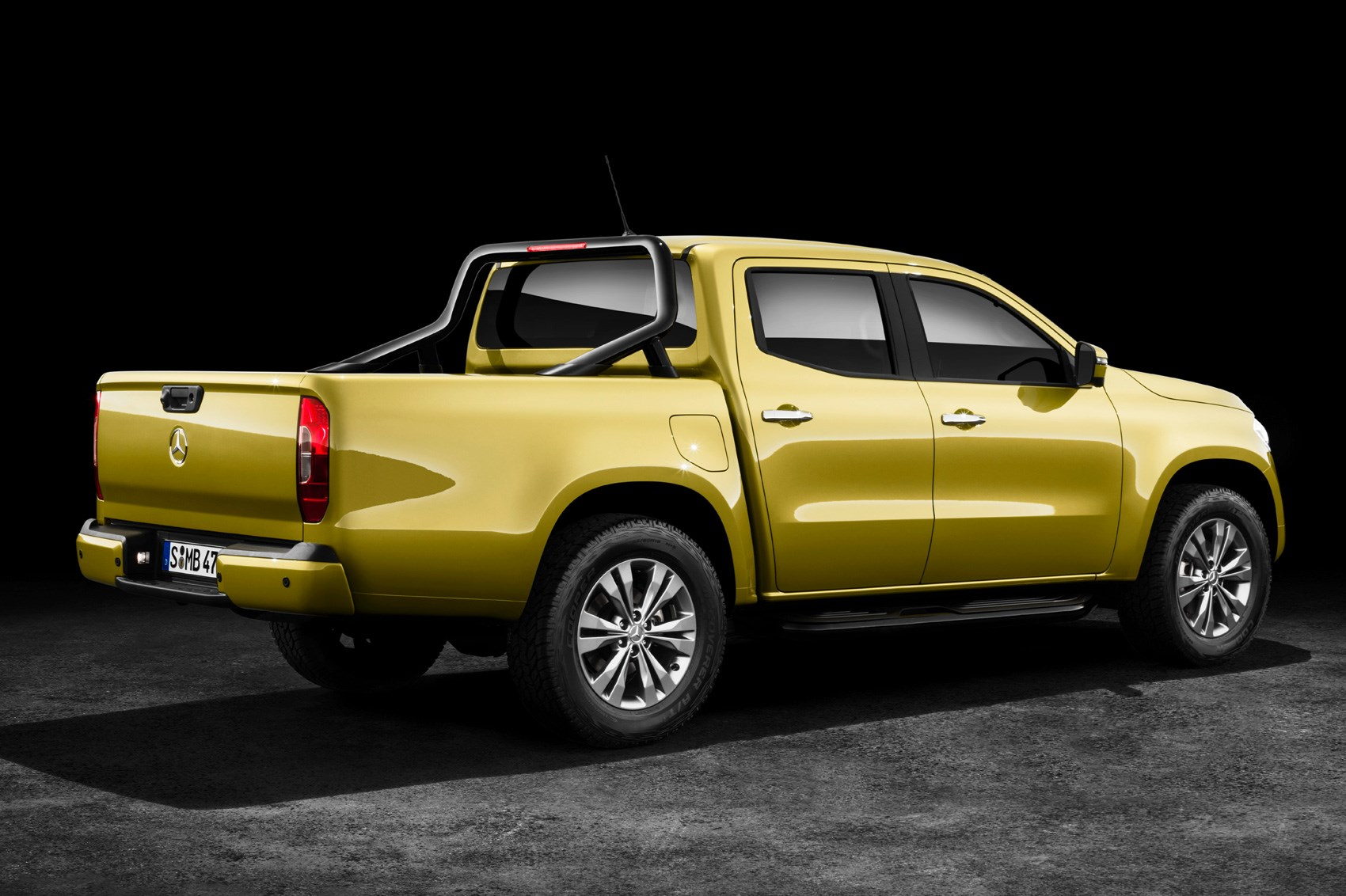 New Mercedes-Benz X-class pick-up: news, specs, prices, V6 ...