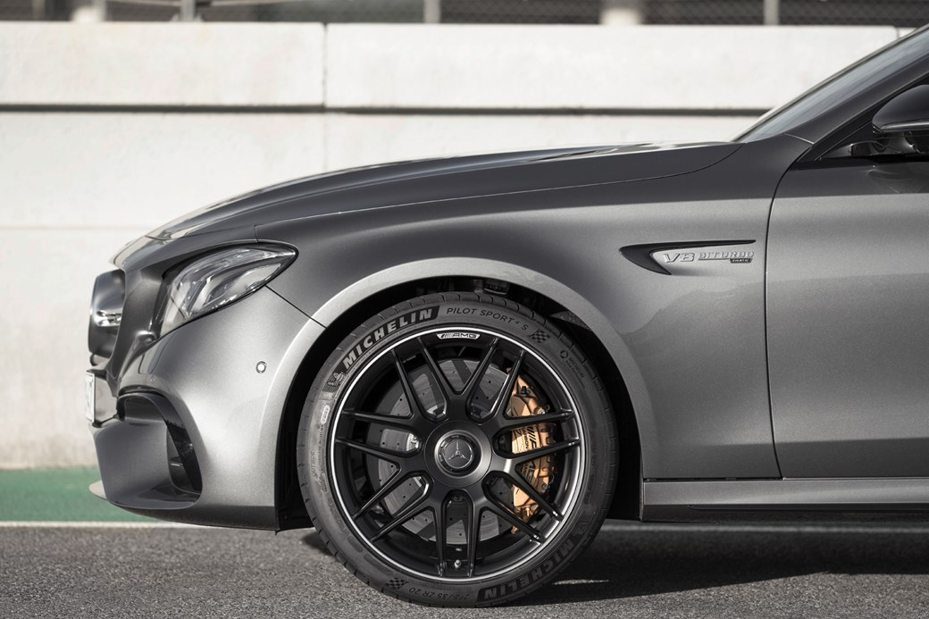 Suited And Boosted 2017 Mercedes Amg E63 4matic Revealed By Car