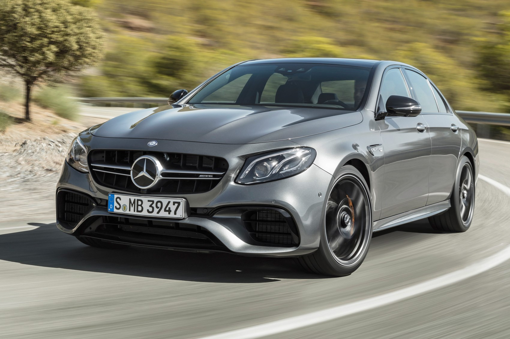 2017 Mercedes Amg E63 S 4matic