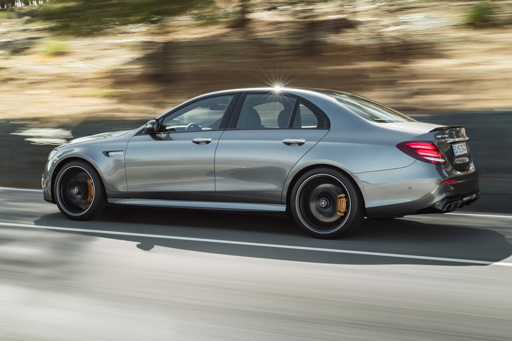 Suited and boosted 2017 mercedes amg e63 4matic revealed for Mercedes benz e63s amg