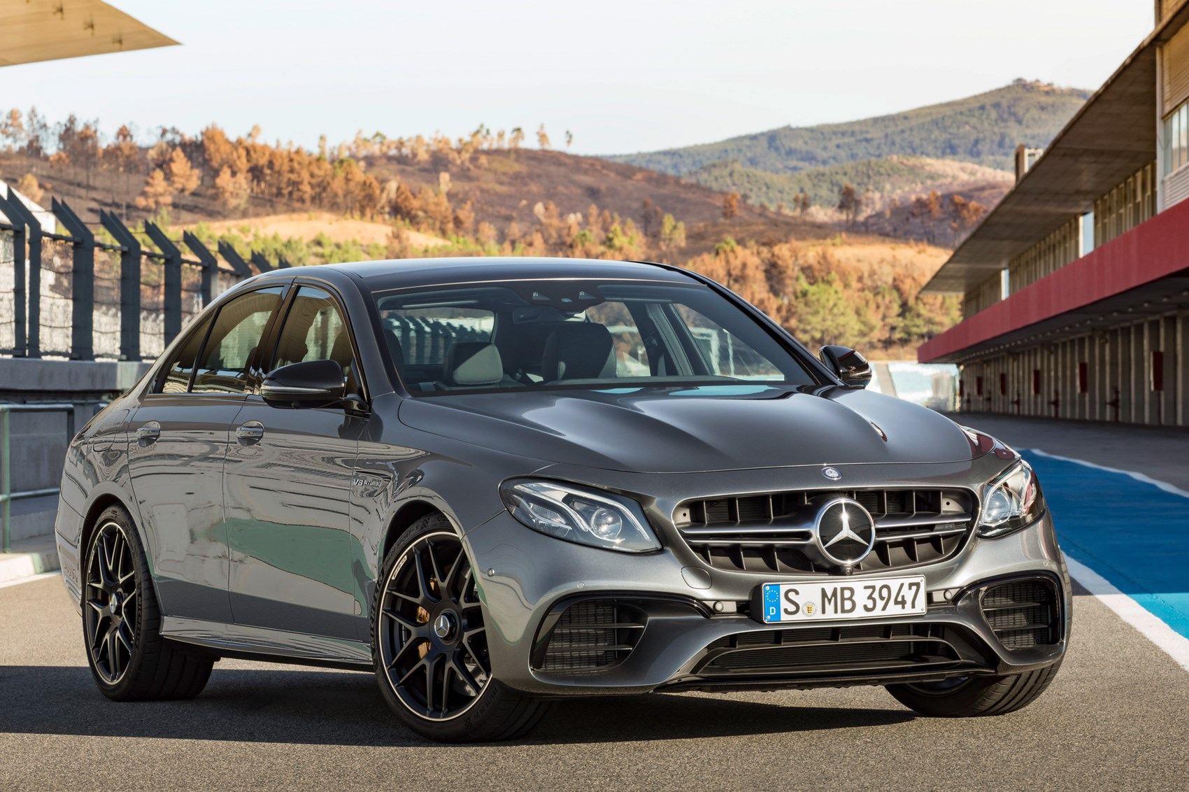 Suited and boosted 2017 mercedes amg e63 4matic revealed for Mercedes benz e amg
