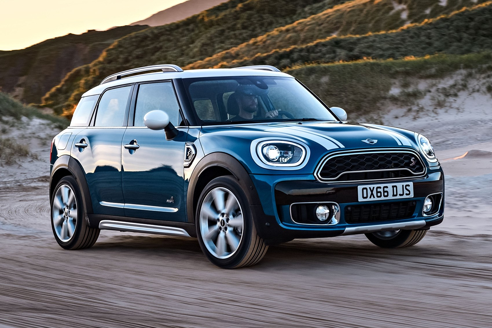 New 2017 Mini Countryman Is The Biggest Mini Ever Car