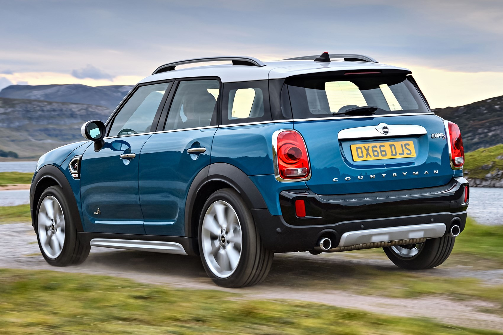 2017 Mini Countryman New Unveiled