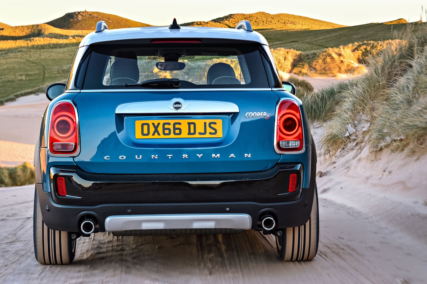 New 2017 Mini Countryman Is The Biggest Mini Ever Car Magazine