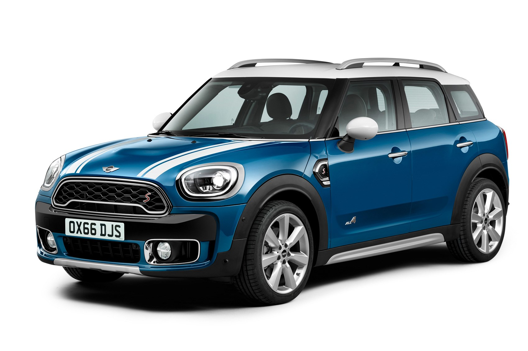 New 2017 Mini Countryman Is The Biggest Mini Ever By Car