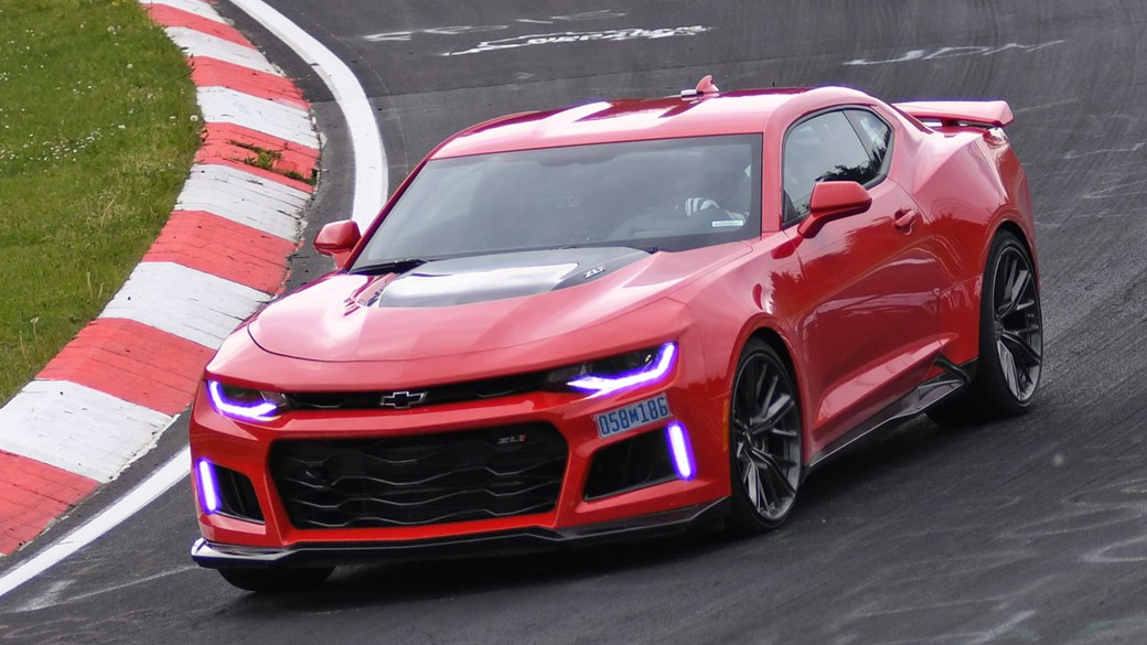 New Chevrolet Camaro On Sale In The Uk For 32500 Car Magazine