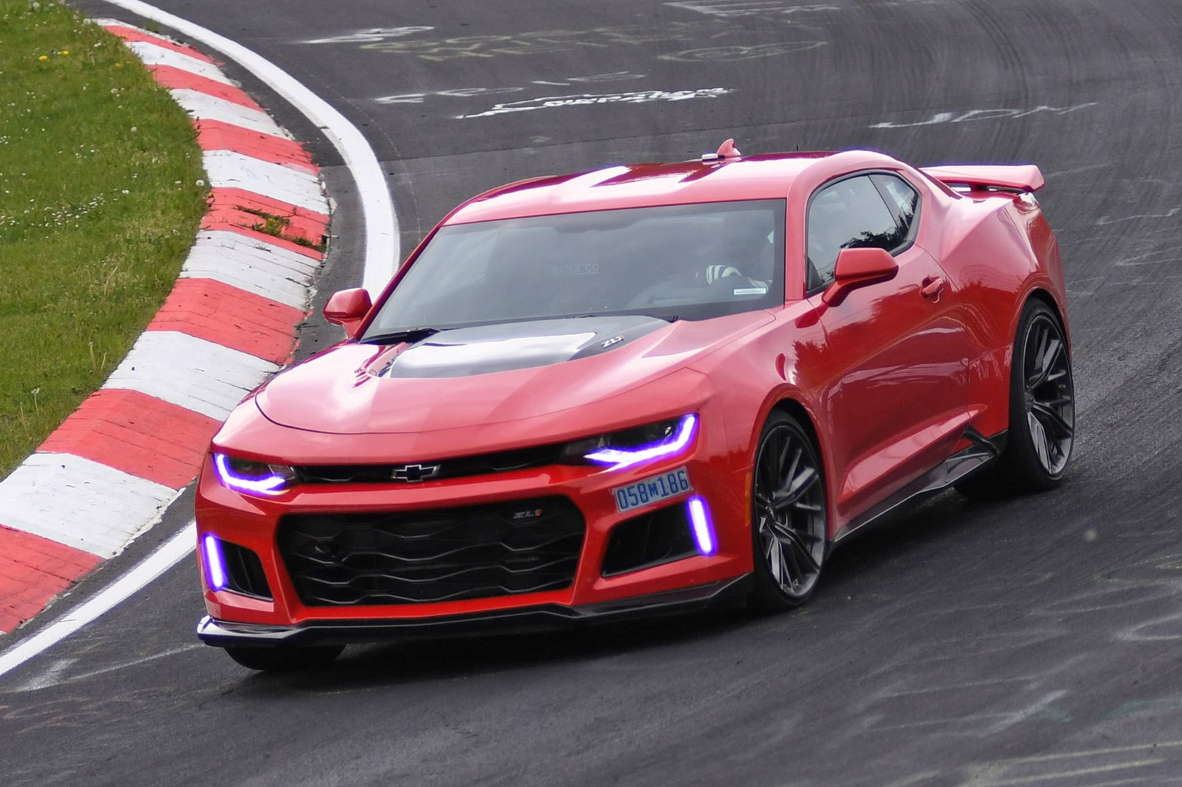 Chevrolets 650bhp 2017 camaro zl1 hits home at the nrburgring by chevrolets 650bhp 2017 camaro zl1 hits home at the nrburgring voltagebd Image collections