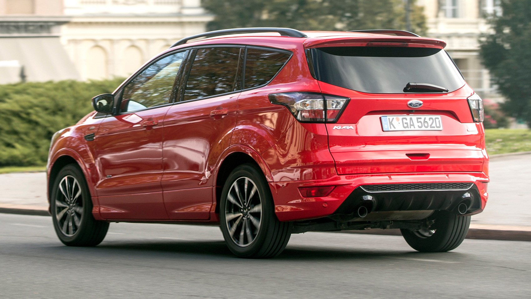 Ford Kuga St Line 1 5t Ecoboost Automatic Awd 2016