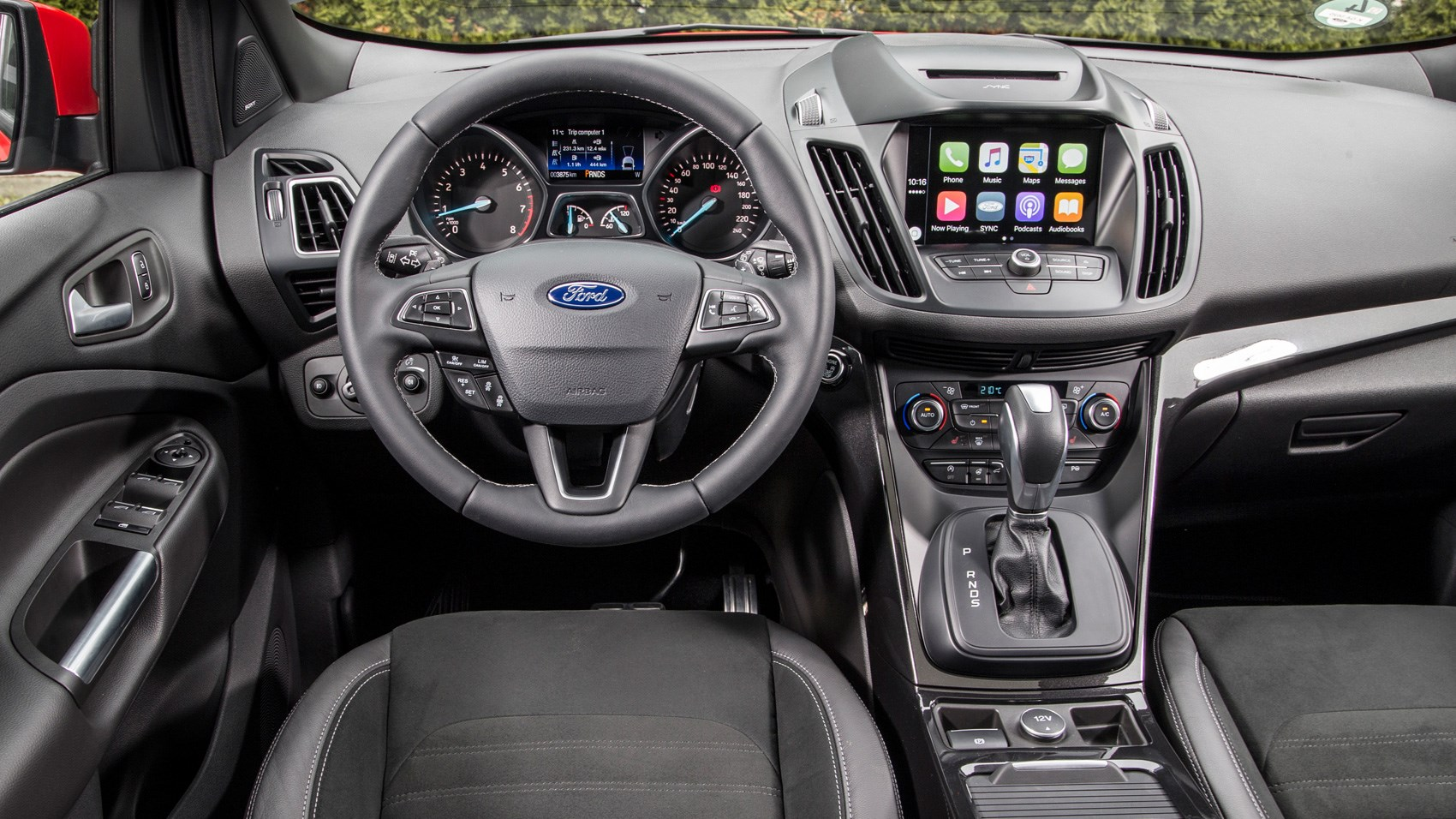 Ford Kuga ST-Line 1.5T Ecoboost Automatic AWD (2016 ...