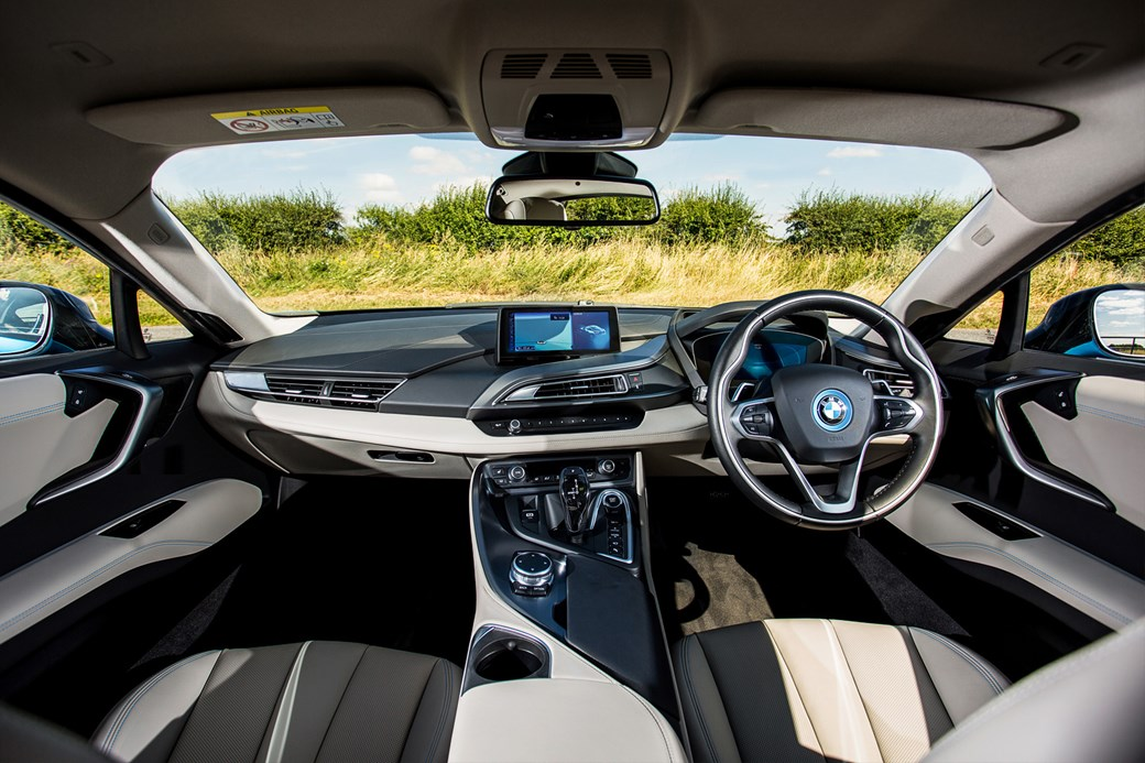 2016 Bmw I8 Long Term Test