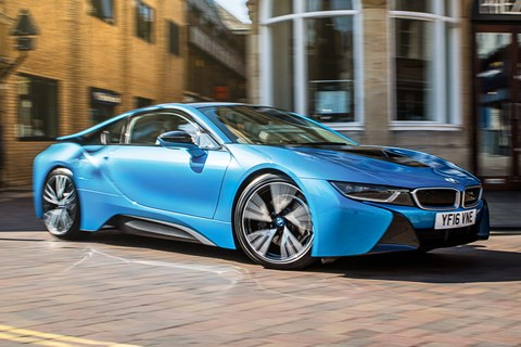 2017 BMW i8 long-term test