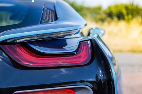 2016 BMW i8 long-term test