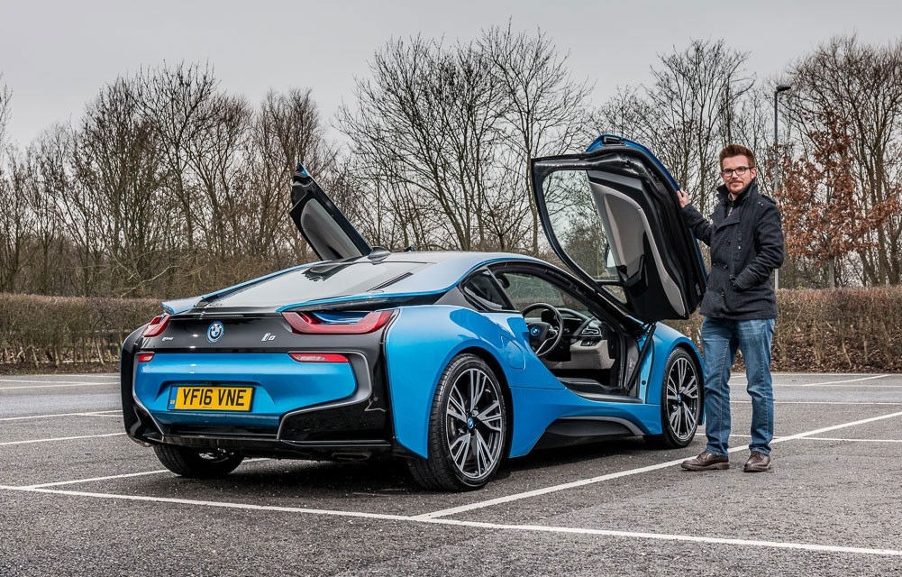 BMW i8 (2017) long-term test review by CAR Magazine