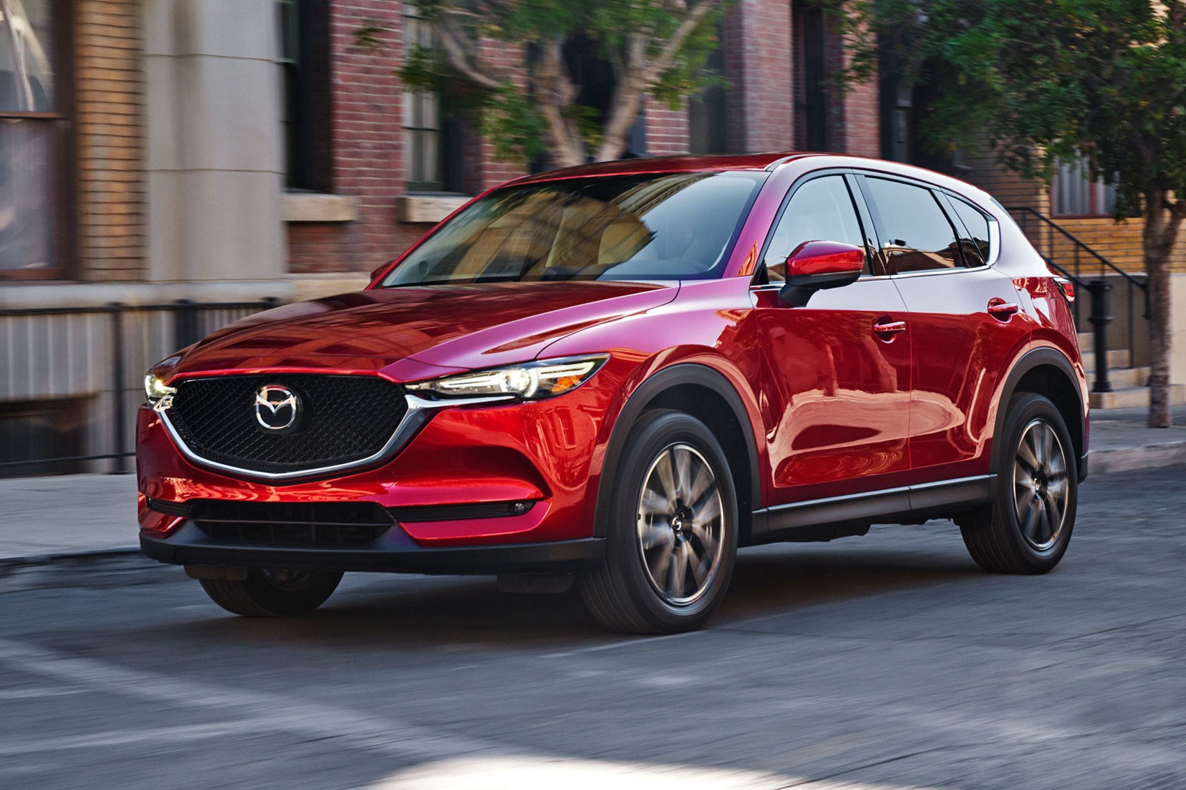 mazda unveils second generation cx 5 suv by car magazine. Black Bedroom Furniture Sets. Home Design Ideas