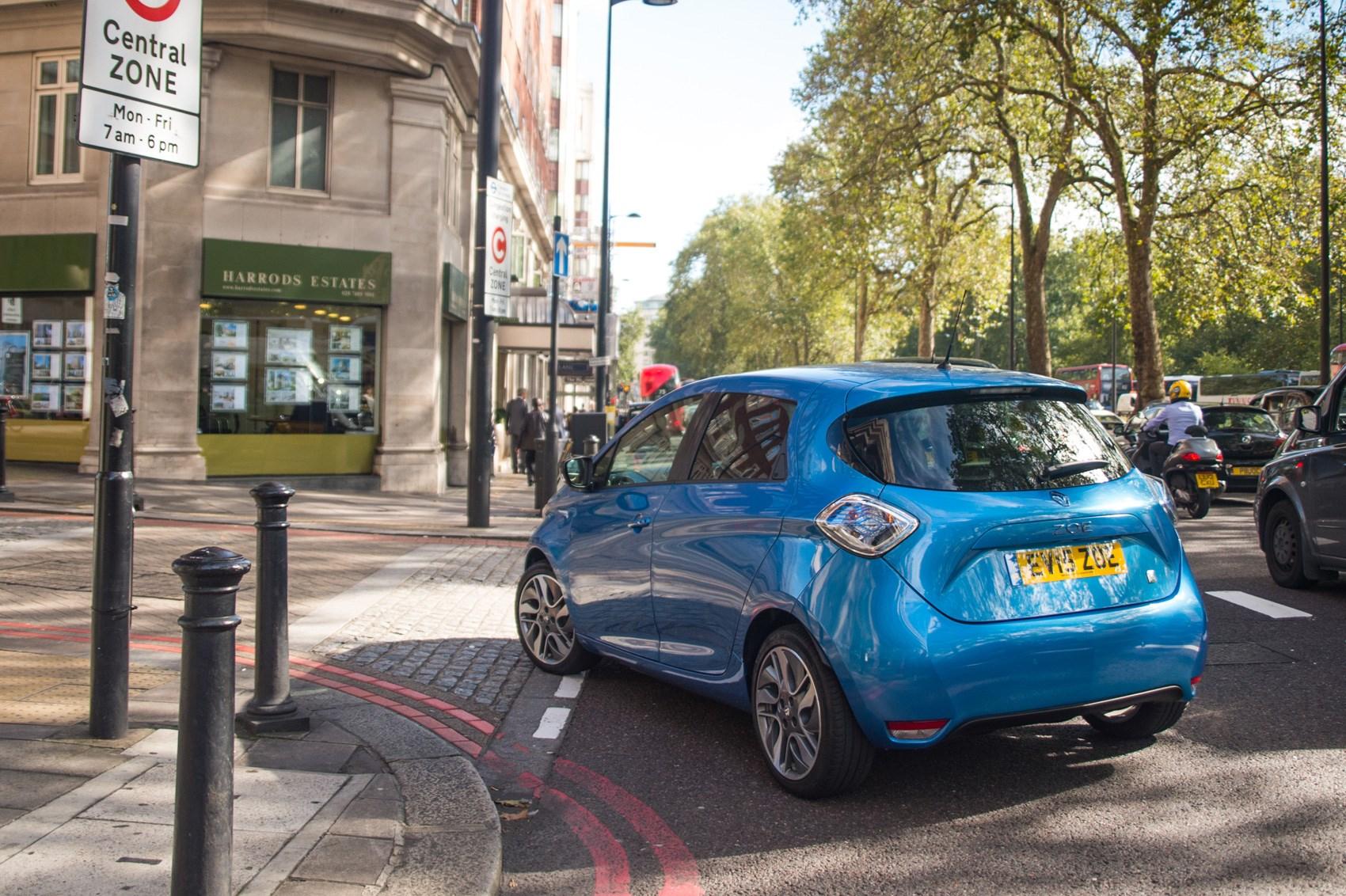 Renault ZOE electric vehicle gains 'longest range'