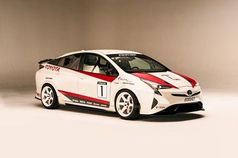 Toyota Prius at SEMA