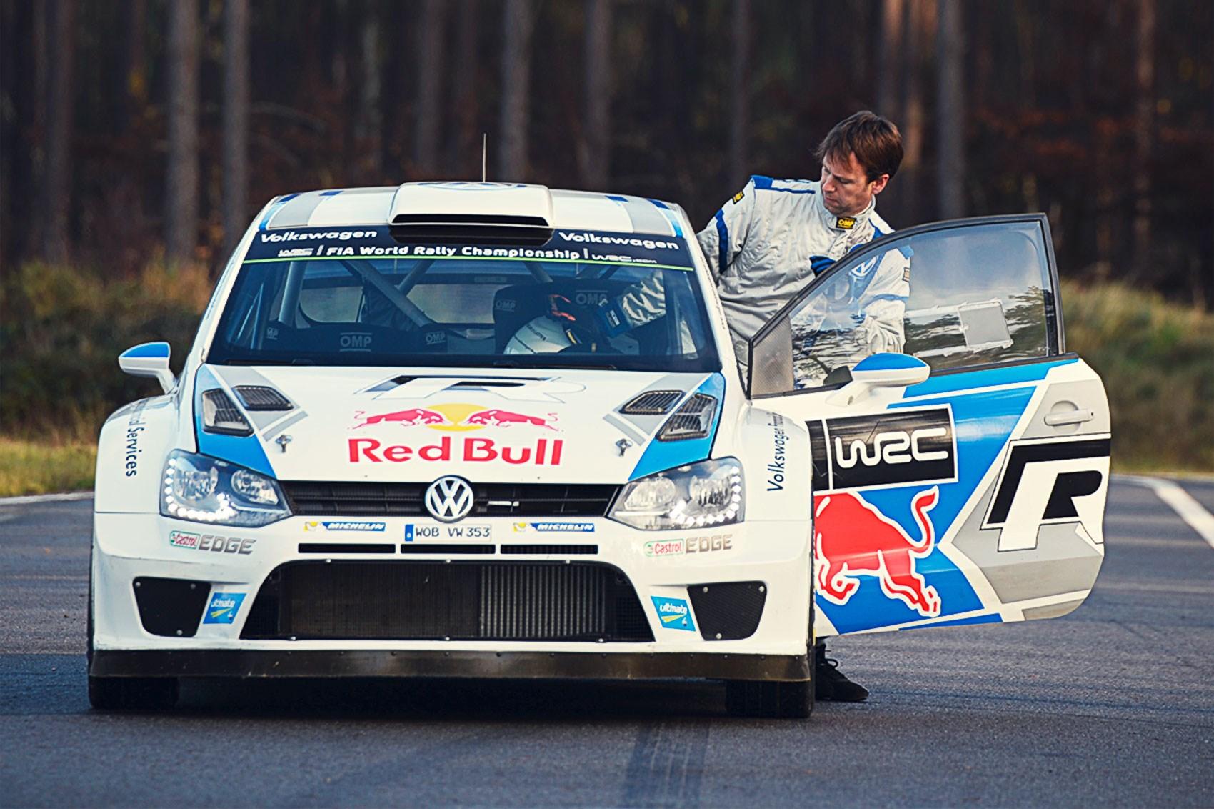 Car s ben barry swaps lives with sebastien ogier for four laps at least