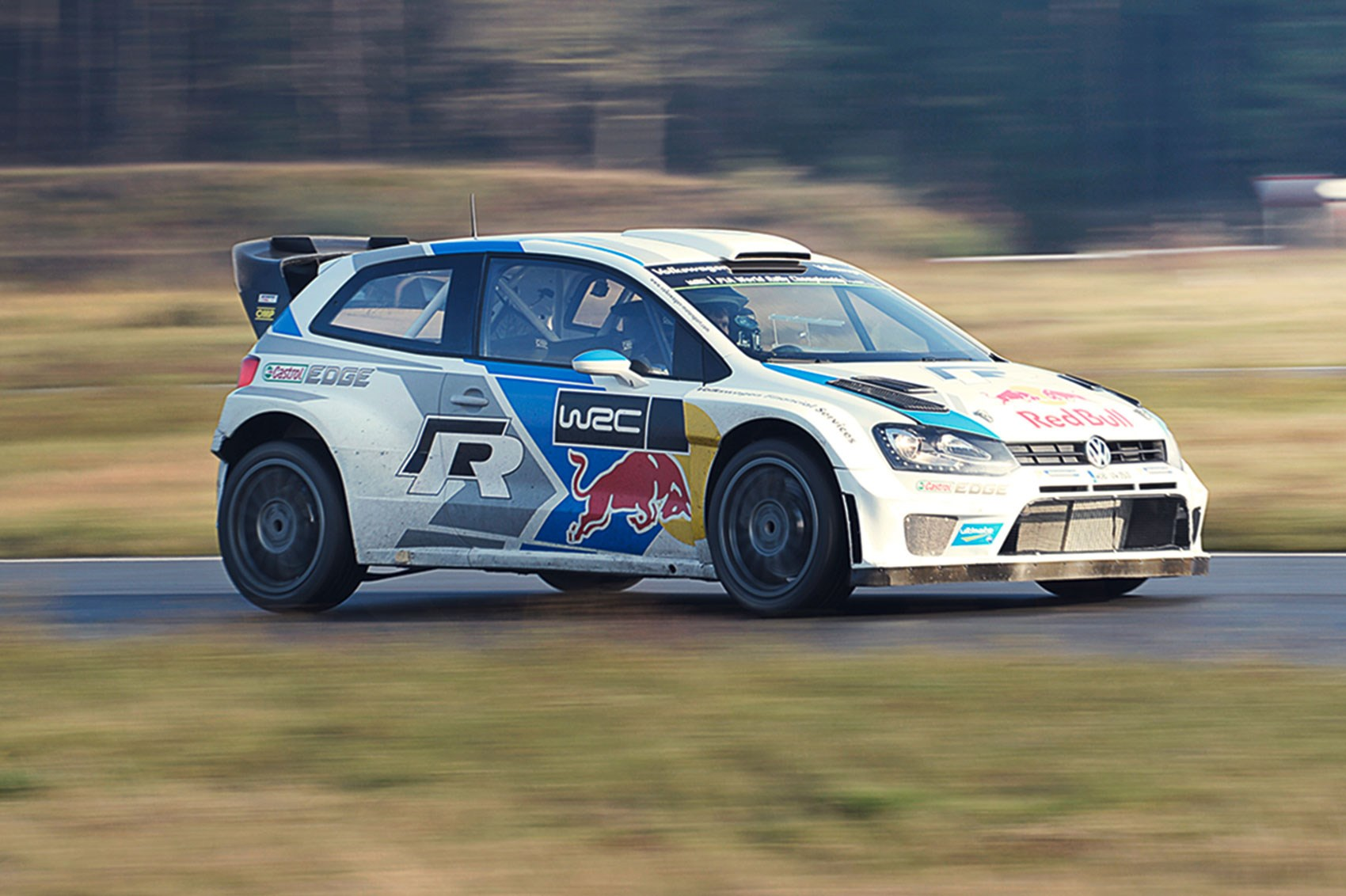 CAR vs the world\'s best rally car: driving the VW Polo WRC by CAR ...